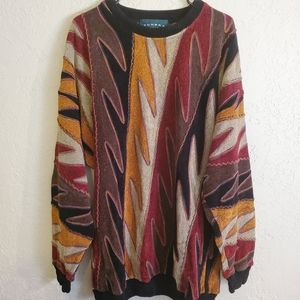 Vintage tundra 90s sweater mint condition XL